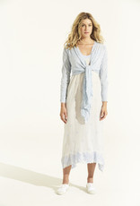 ONESEASON DAISY WRAP CARDIGAN BABY BLUE