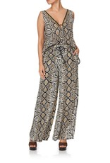 SALE - CAMILLA KAKADU BOO LACE UP FLARED PANT