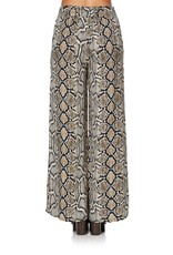 CAMILLA KAKADU BOO LACE UP FLARED PANT