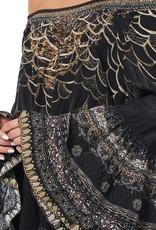 CAMILLA UNDER A FULL MOON A-LINE FRILL DRESS