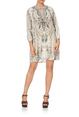 SALE - CAMILLA DAINTREE DREAMING RAGLAN SLEEVE TUNIC DRESS