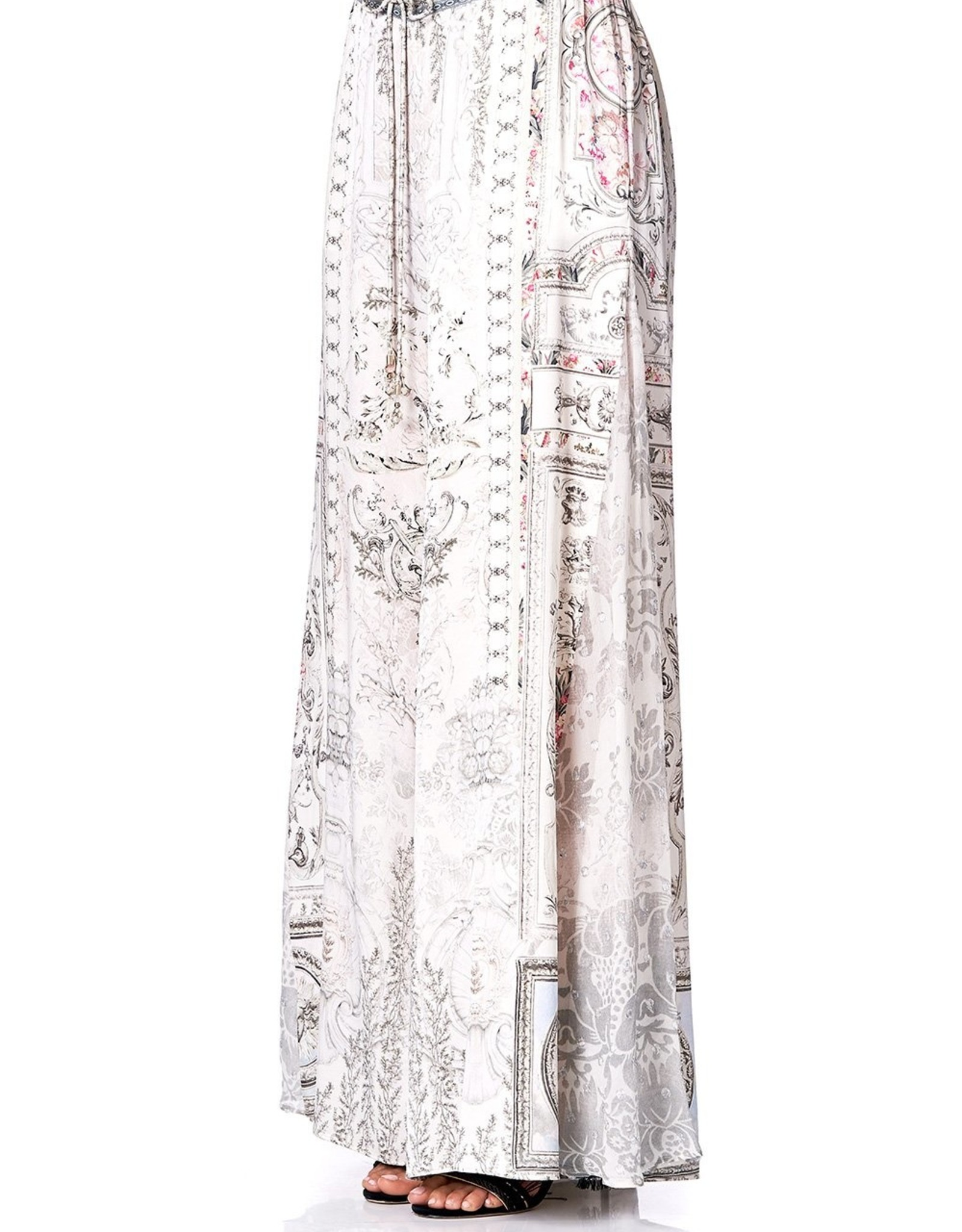 SALE - CAMILLA CRYSTAL CASTLE SOFT PANTS WITH GODETS