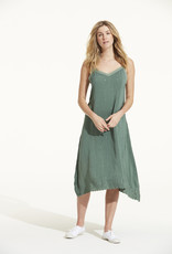 SALE - ONESEASON ANTOINETTE SLIP CUPRO WILLOW