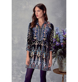 JOHNNY WAS LAURELIE TUNIC DRESS