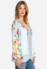 SALE - JOHNNY WAS VERVAINE BLOUSE