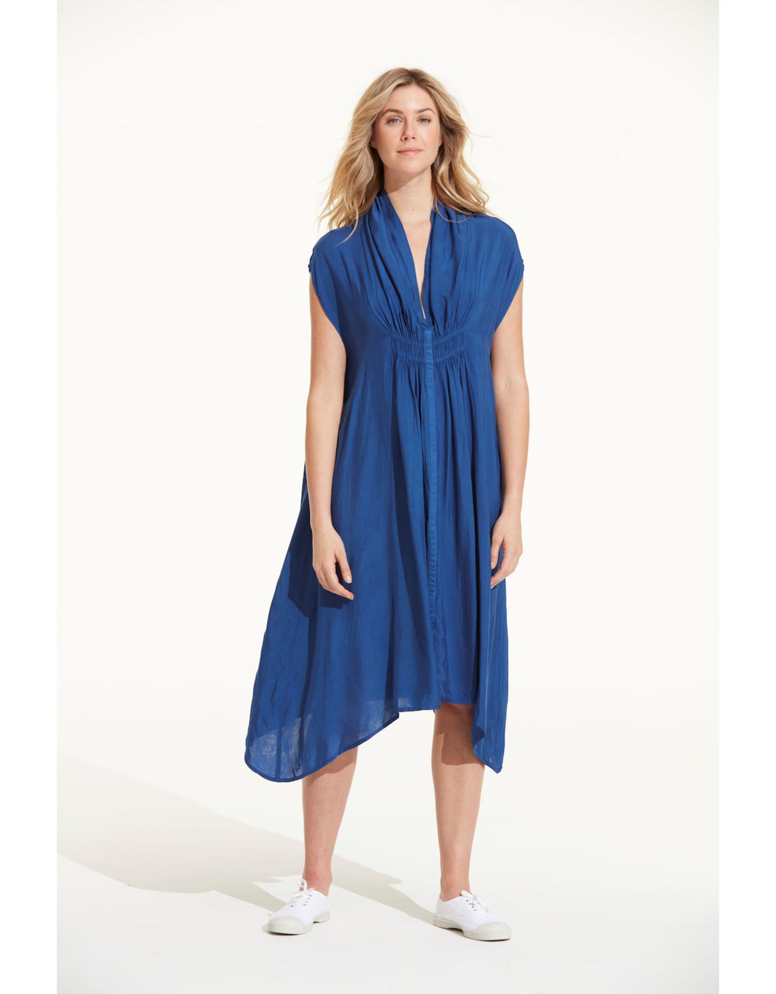 SALE - ONESEASON FLO DRESS ROYAL BLUE
