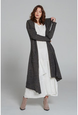 ESTILO EMPORIO DESCENDANT COAT CHARCOAL