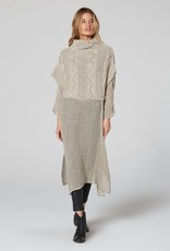 ESTILO EMPORIO MOLLY LINEN CABLE JUMPER NATURAL