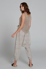 ESTILO EMPORIO DROPCRUTCH PANT TURBANTE STRIPE