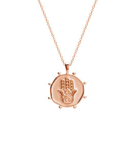 MURKANI PROTECT NECKLACE ROSE GOLD