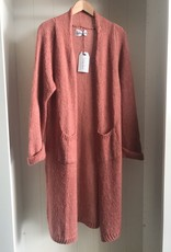 SALE - BYPIAS SLOWLY MORNING CARDIGAN SYRUP