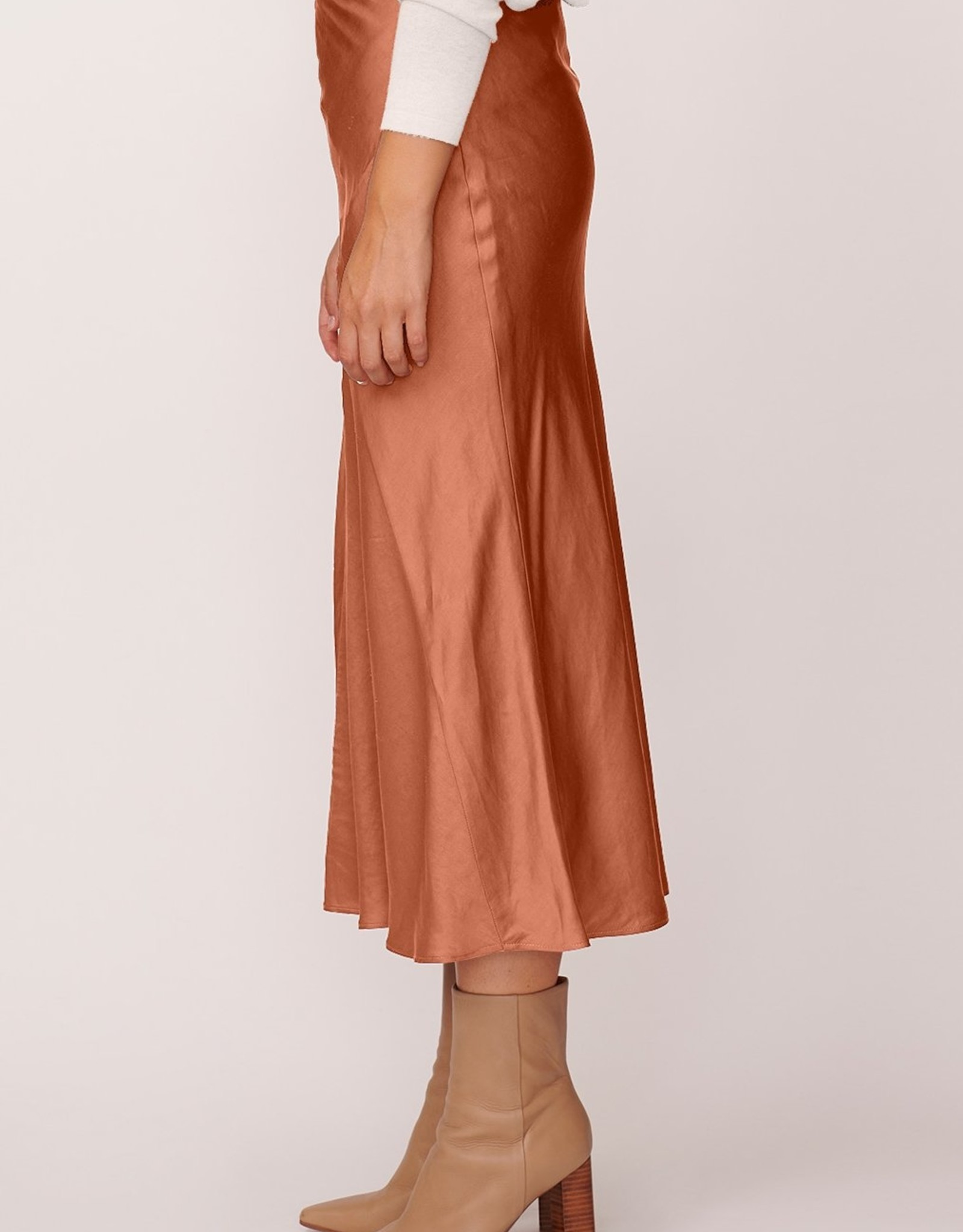 POL HIGHLANDS SKIRT PINK