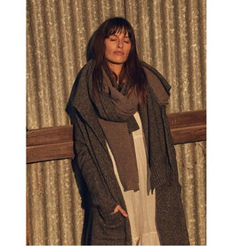 SALE - ESTILO EMPORIO CLOAK WRAP ELK/NATURAL