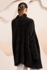 BUBISH SCANDI CARDIGAN BLACK