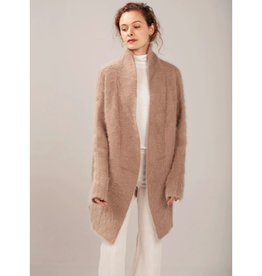 BUBISH SCANDI CARDIGAN LIGHT TAUPE