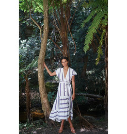 ESTILO EMPORIO ROMANA DRESS ROMA STRIPE