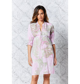 ONESEASON AUDREY DRESS SAN MIGUEL LILAC