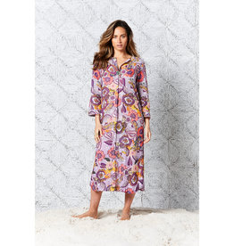 ONESEASON INDIA DRESS  PUERTO RICO LILAC
