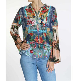 JOHNNY WAS ALTIVO FALL TUNIC