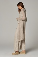 ESTILO EMPORIO SUMMER TAMARA KNIT COAT ARAGON NATURAL
