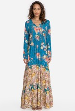SALE - JOHNNY WAS PANELOPE DRESS WITH SLIP