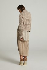 ESTILO EMPORIO CHUNKY ROLL NECK JUMPER TOFFEE
