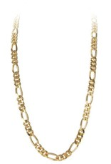 FAIRLEY FIGARO CHAIN NECKLACE GOLD