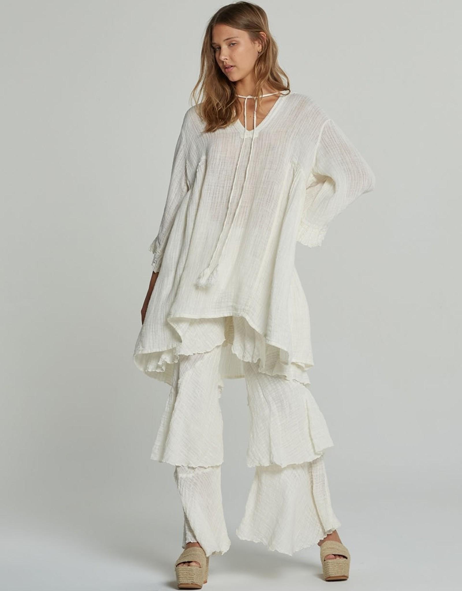 ESTILO EMPORIO LENI DRESS SCORPIONE PANNA