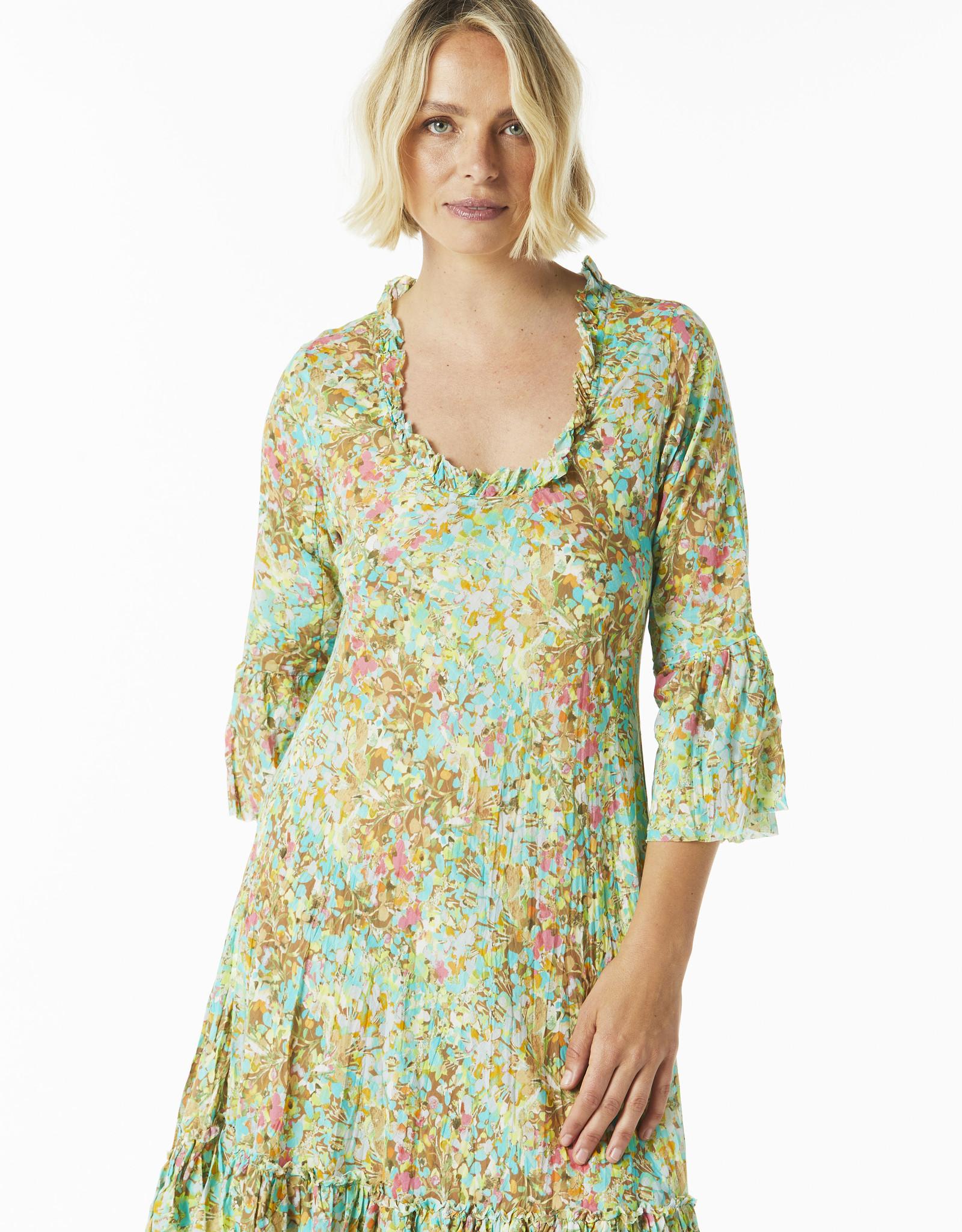 ONESEASON VALENTINA DRESS TUSCANY