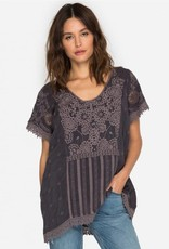 SALE - JOHNNY WAS STARGAZE FLARE TOP