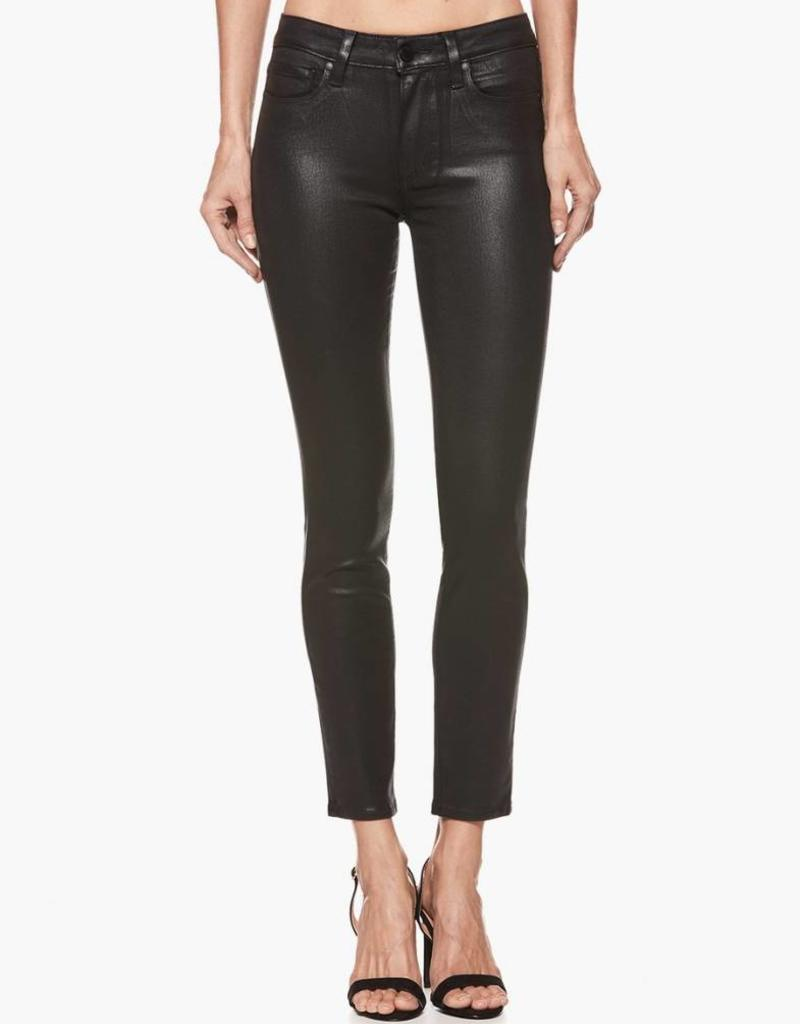 PAIGE HOXTON ANKLE BLACK FOG LUXE COATING