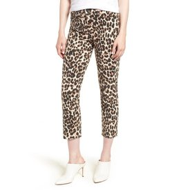 PAIGE HOXTON STRAIGHT ANKLE SAHARA LEOPARD