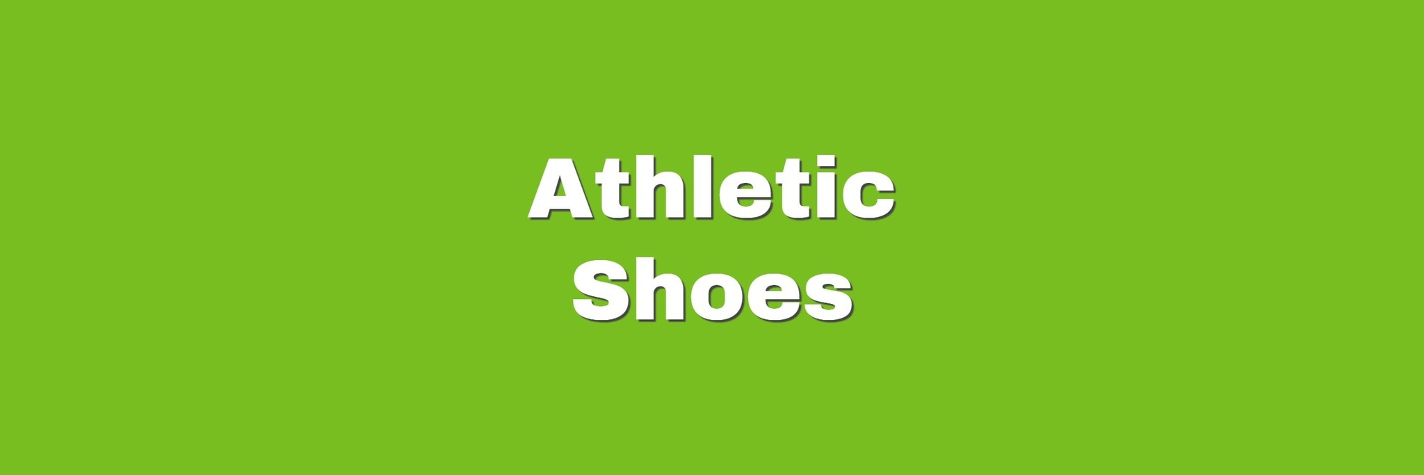 Athletic & Running Shoes