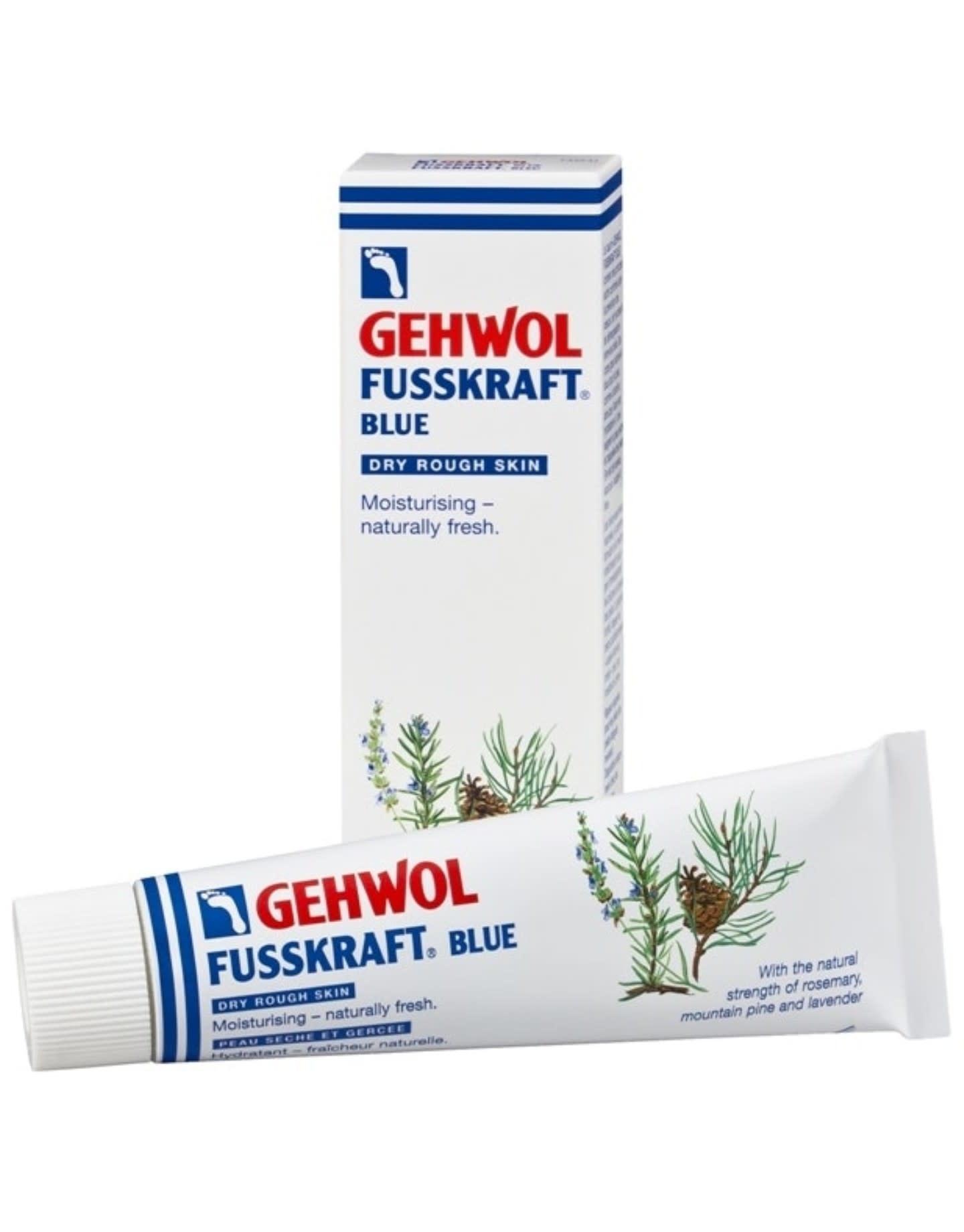 GEHWOL GEHWOL FUSSKRAFT BLUE