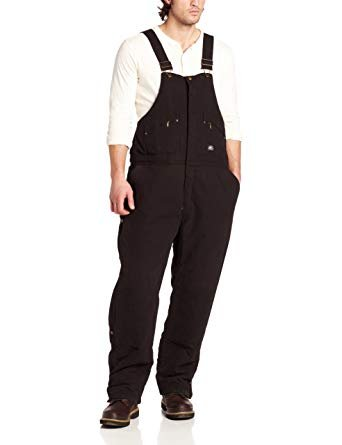 KEY INDUSTRIES KEY PREMIUM INSULATED BIB OVERALL 276.07