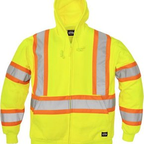 KEY INDUSTRIES KEY ANSI CLASS 3 HI-VIS HOOD 879.39
