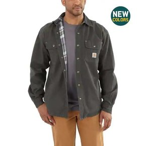 Carhartt CARHARTT WEATHERED CANVAS SHIRT 100590-306