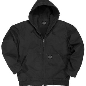 KEY INDUSTRIES KEY PRE INSULATED FLEECE LINED HOOD JACKET 376.07