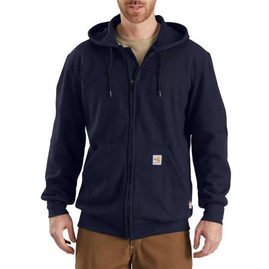 Carhartt CARHARTT FR HOODED ZIP SWEATSHIRT 102908