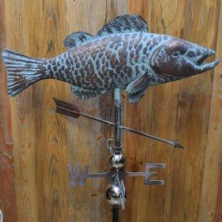 2D FISH WEATHERVANE WV727FC
