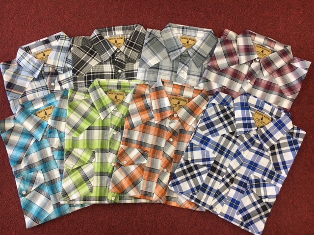 NORTHWOOD NORTHWOOD SHORT SLEEVE WESTERN 3030