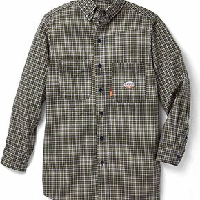 Rasco RASCO PLAID GREEN FR0824GN