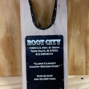 Boot Jack Printed Boot City 0400701