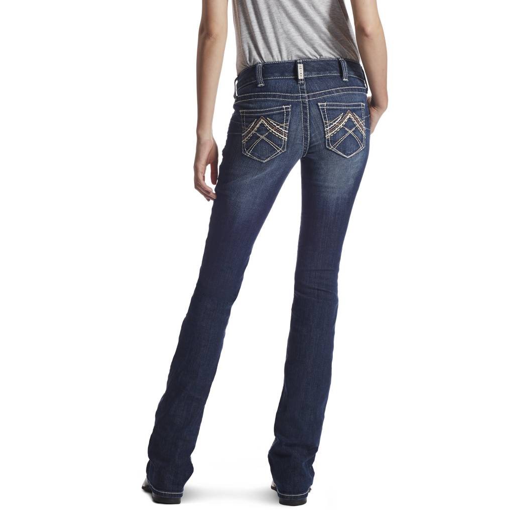 ARIAT WMS LOW RISE ROSY 10018351