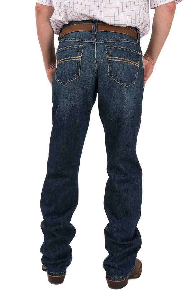 CINCH SILVER LABEL DARK STONE JEAN MB98034006