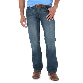 Wrangler WRANGLER RETRO RIVER WASH SLIM BOOT CUT 77MWZRW