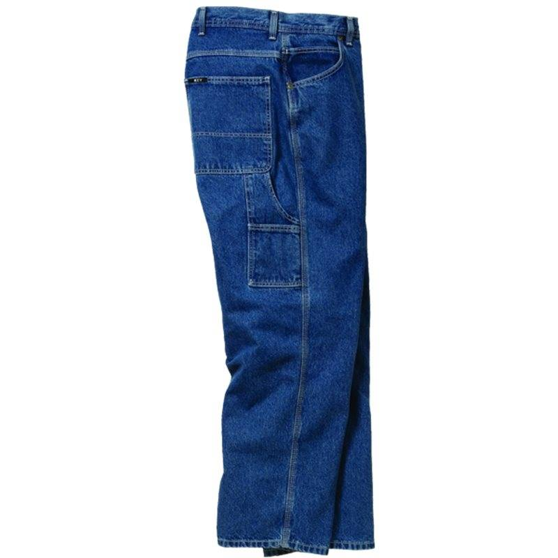 KEY INDUSTRIES KEY RELAXED FIT DUNGAREE JEAN 452.45