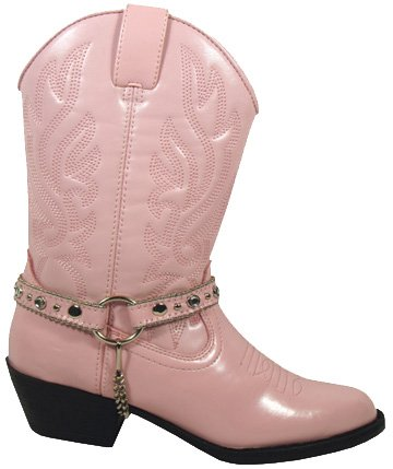 Smoky Mountain SMOKY MTN PINK TODDLER BOOTS 1179T