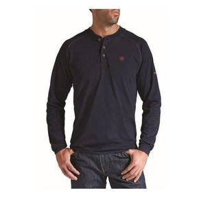 ARIAT FR WORK HENLEY  10013518