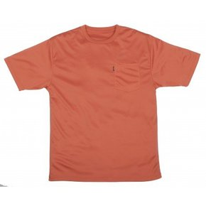 KEY INDUSTRIES KEY PERF COMFORT S/S ORG POCKET TEE 821.88